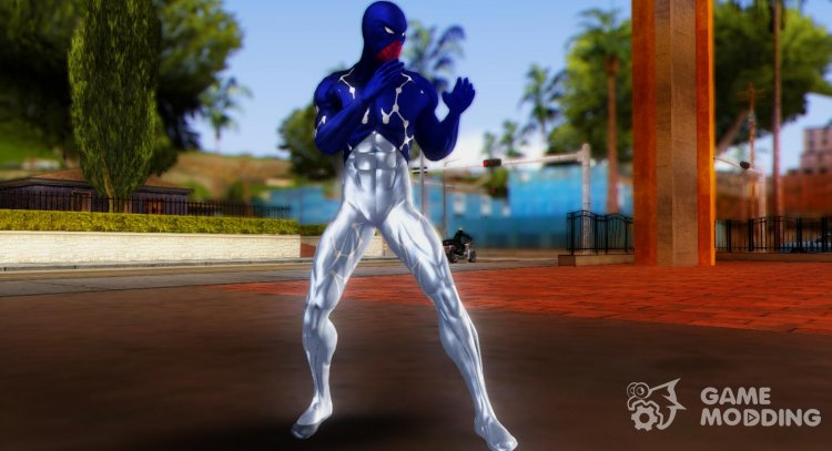 Cosmic Spider Man for GTA San Andreas