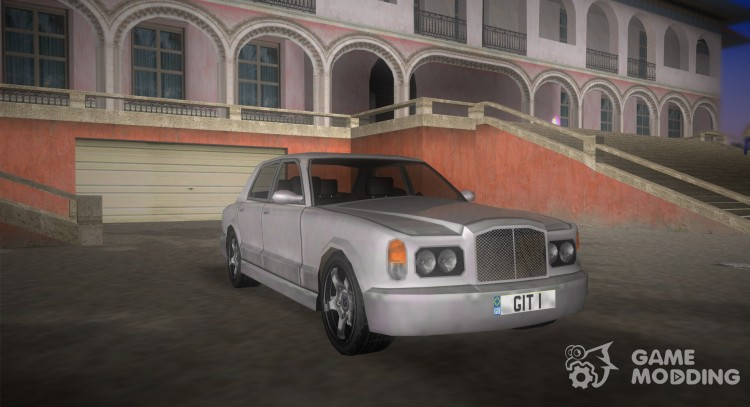 Bentley Arnage for GTA Vice City