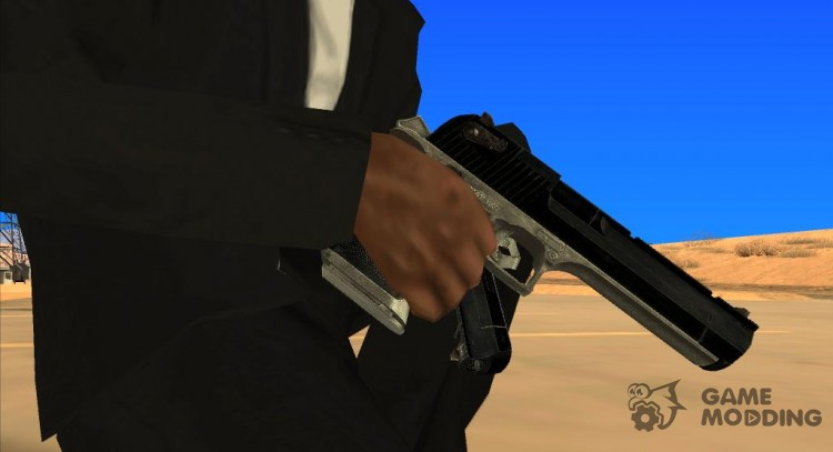 Desert Eagle from COD MW2 for GTA San Andreas