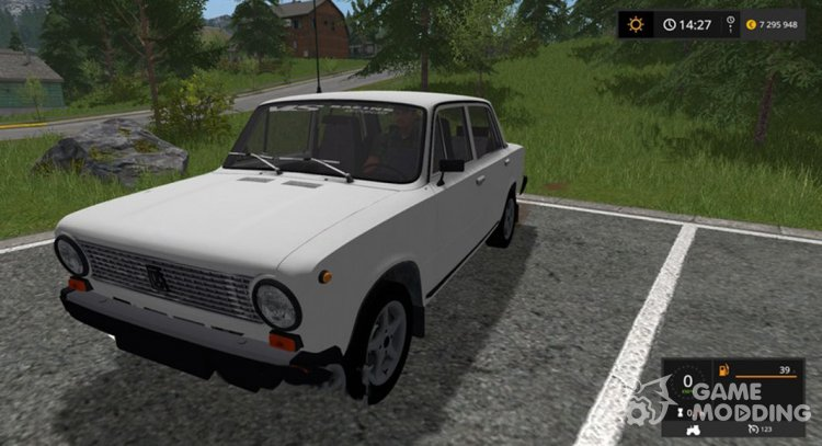 VAZ 2101 for Farming Simulator 2017