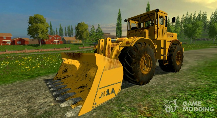 K701 Tractor Hauler AP for Farming Simulator 2015