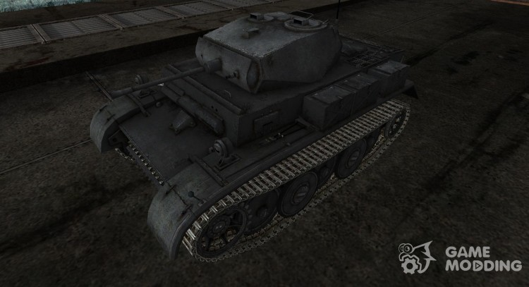 The Panzer II Luchs xSync 1 for World Of Tanks