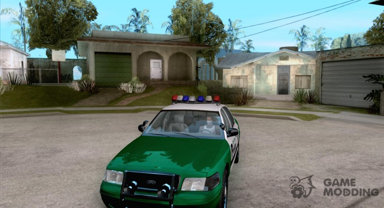 Ford Crown Victoria 2003 Police Interceptor VCPD для GTA San Andreas