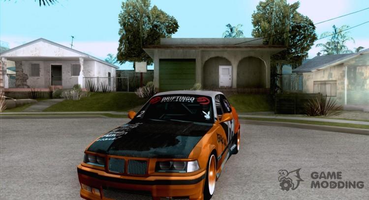 BMW Alpina B WideBody For GTA San Andreas - Bmw b8 alpina