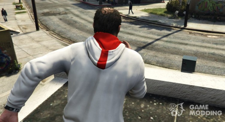 Desmond Miles jacket for GTA 5