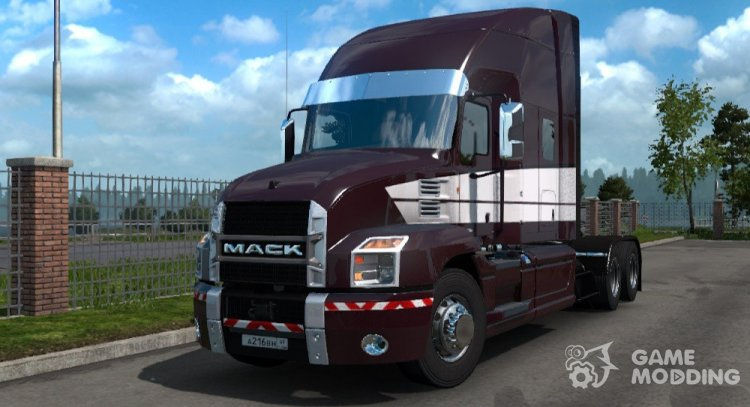 Mack Anthem for Euro Truck Simulator 2