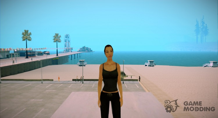 Catalina for GTA San Andreas