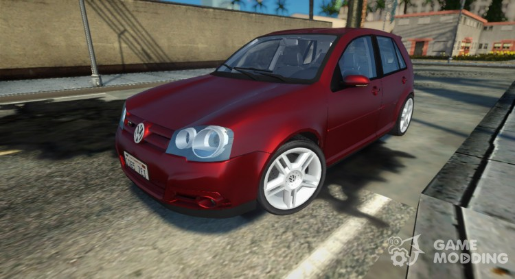 2008 Volkswagen Golf GTI for GTA San Andreas