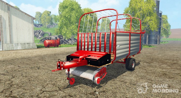 SIP NRP 19-6 for Farming Simulator 2015