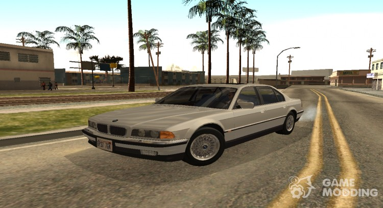 BMW 7-Series 750iL e38 1995 1.1 for GTA San Andreas