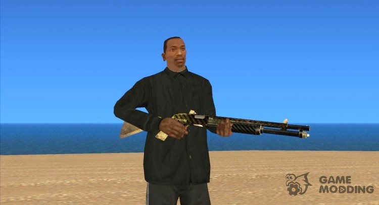 Shotgun (Postapokalipsis) for GTA San Andreas