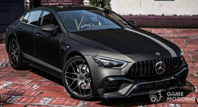 Mercedes-Benz AMG GT63 2018 for GTA 5
