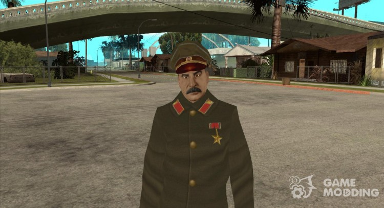 Stalin for GTA San Andreas