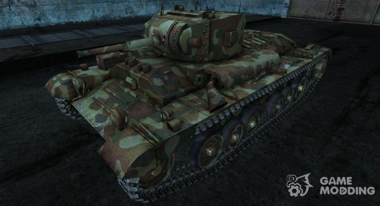 Rudy Valentine 4 for World Of Tanks