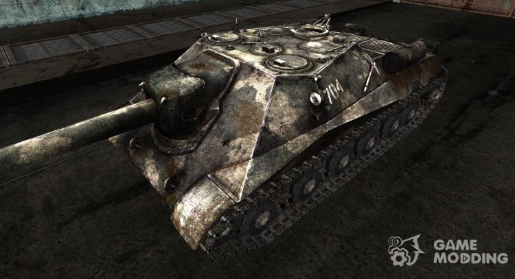 A 704 s1lver111 for World Of Tanks
