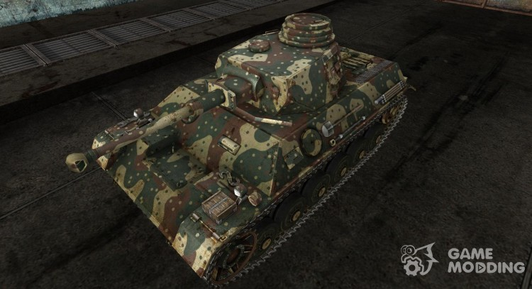 Panzer III/IV for World Of Tanks