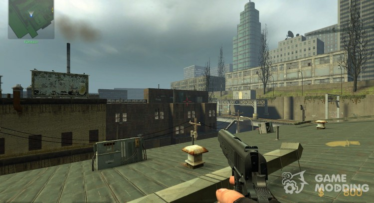 M1911A1 .45 for Counter-Strike Source