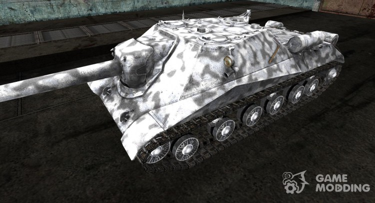 A 704 Winter for World Of Tanks