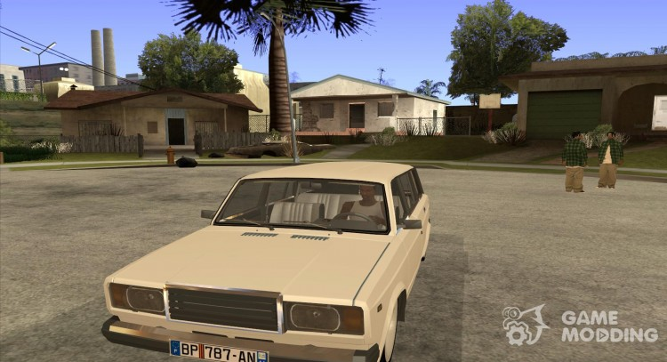 Vaz 2104 Pneumo for GTA San Andreas