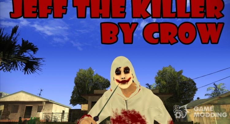 Jeff the Killer for GTA San Andreas