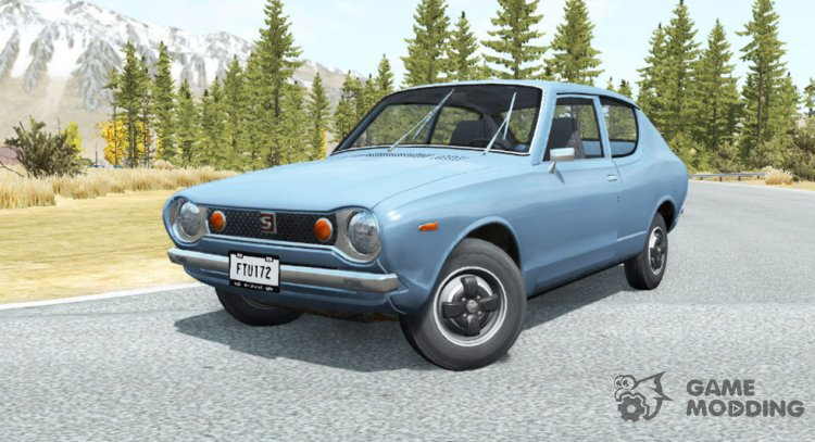 Datsun Cherry 100A 2-door (E10) 1972 for BeamNG.Drive