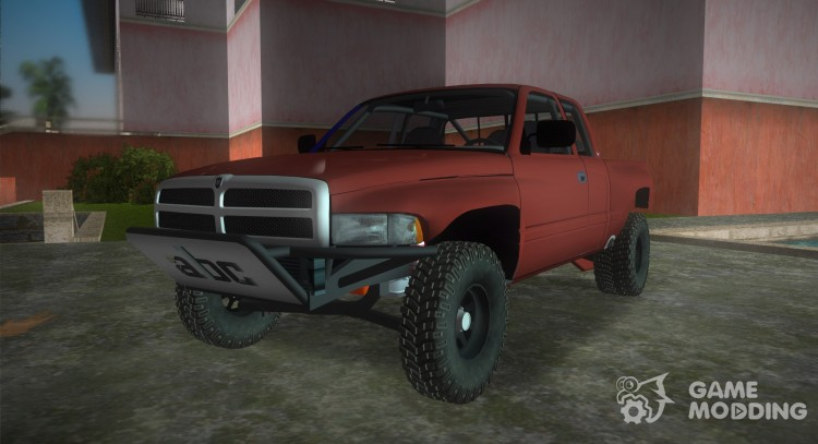 Dodge Ram Prerunner for GTA Vice City