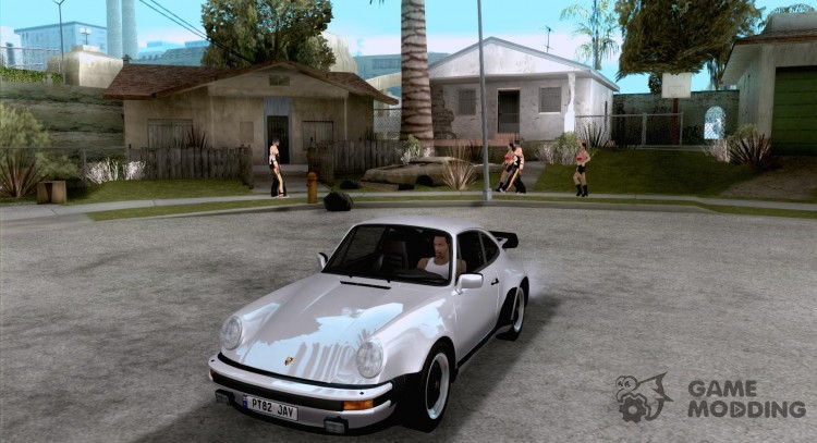 Porsche 911 Turbo 1982 for GTA San Andreas