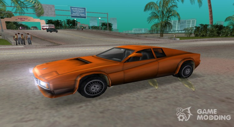 Improved carcols.dat for GTA Vice City