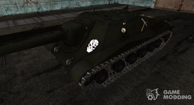 The skin for the 704 for World Of Tanks