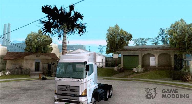 Hino 700 Series for GTA San Andreas