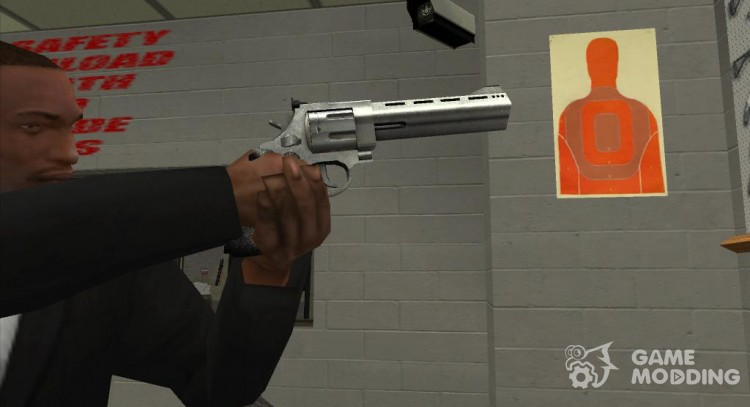 44 Magnum from COD MW2 for GTA San Andreas