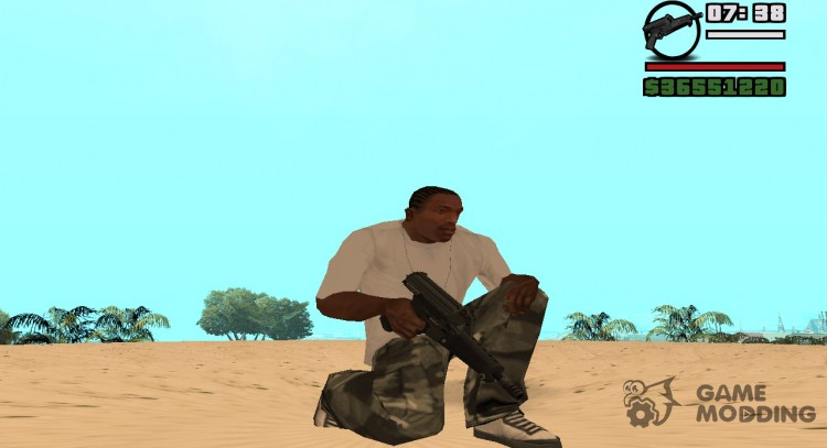 Calico M950 for GTA San Andreas