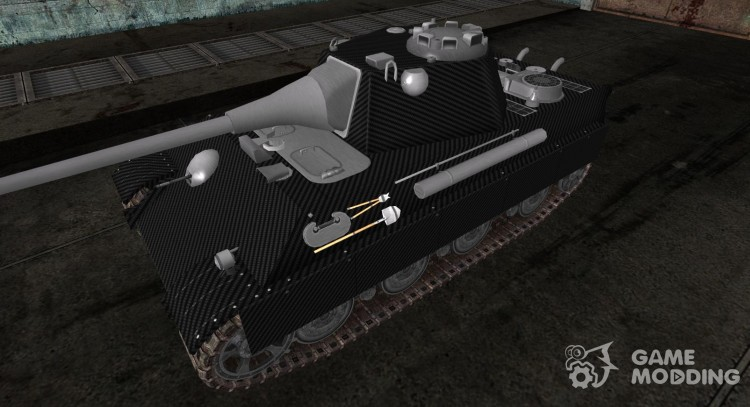 Panther II (Carbon) Maxxt for World Of Tanks