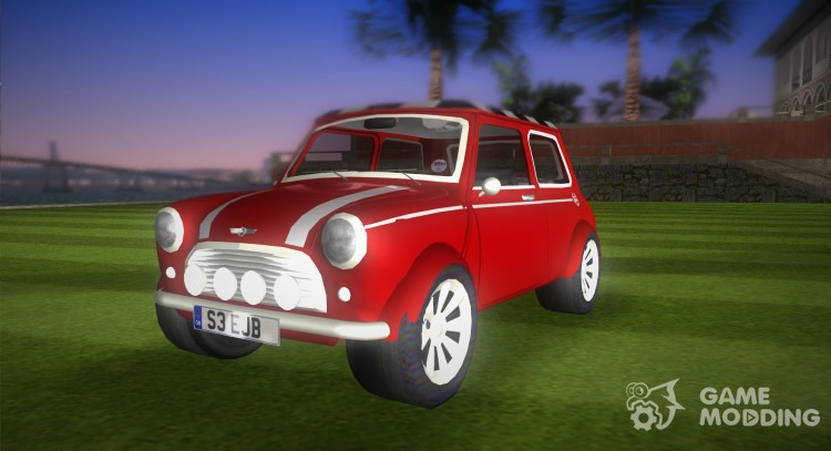 Mini Cooper for GTA Vice City