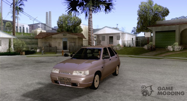 VAZ-2112 for GTA San Andreas