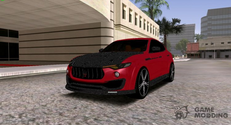Maserati Levante Mansory for GTA San Andreas