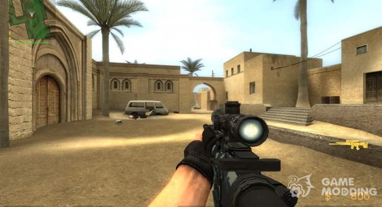 Гибридные M4A1 v2.0 для Counter-Strike Source