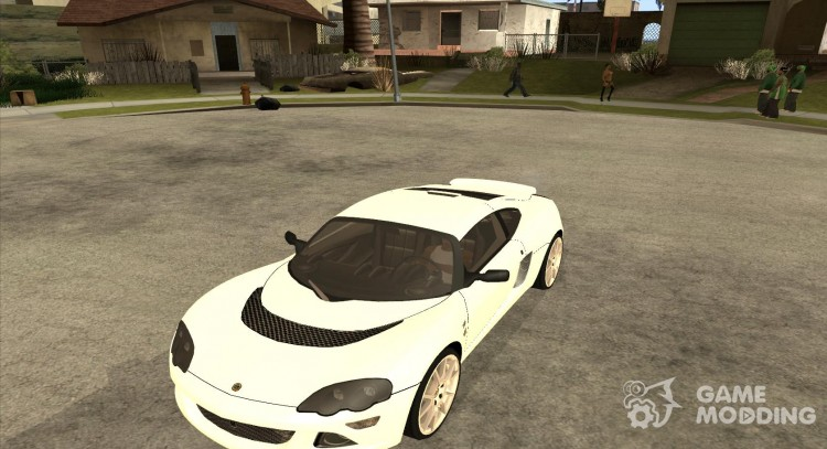 Lotus Europa S for GTA San Andreas