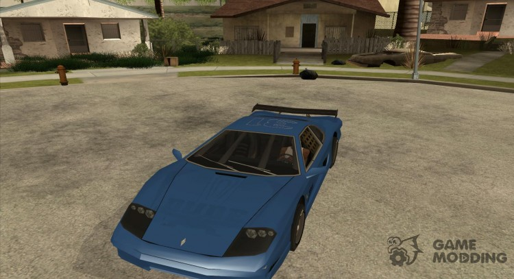 The New Turismo for GTA San Andreas