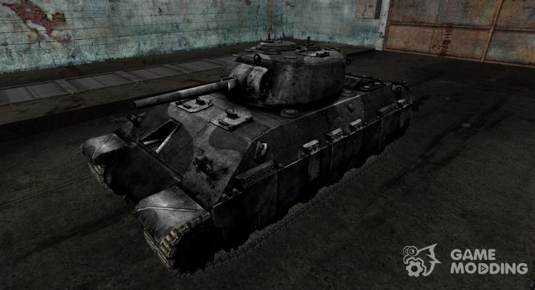 Skin for T14 for World Of Tanks