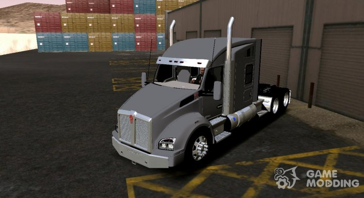 Kenworth T880 for GTA San Andreas