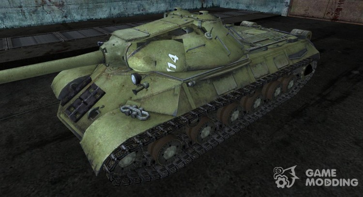 шкурка для ИС-3 от VIKTOR39 для World Of Tanks