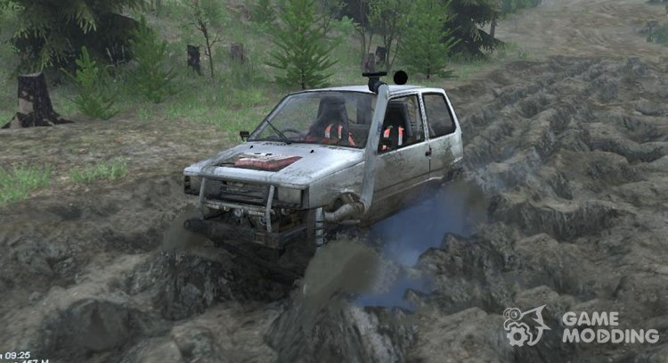VAZ 1111 Oka Offroad for Spintires 2014