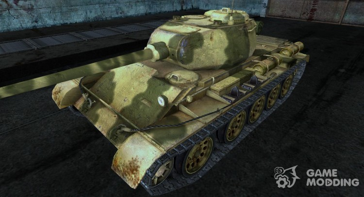 T-44 7 for World Of Tanks