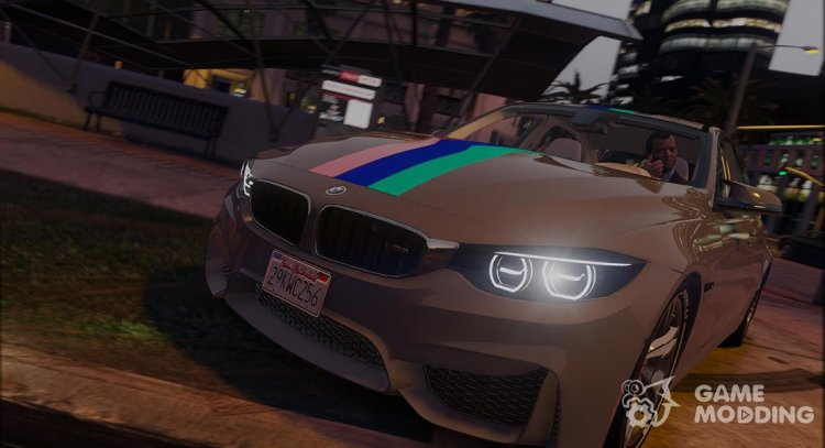 BMW M3 F30 Performance for GTA 5