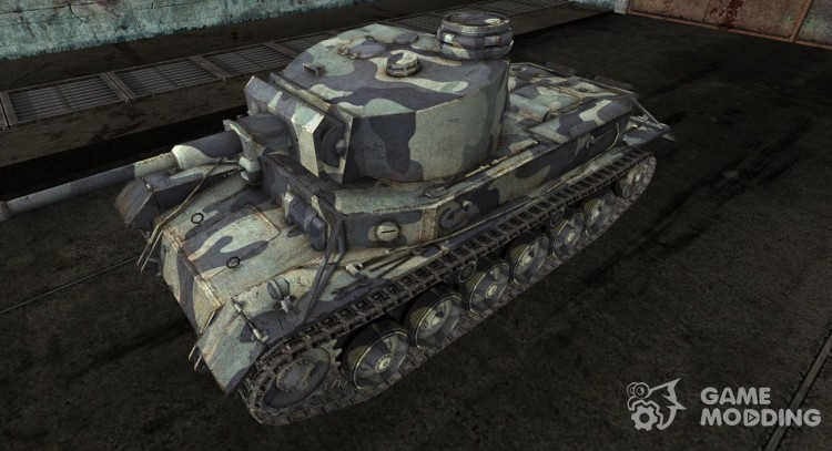 Шкурка для VK3001P для World Of Tanks