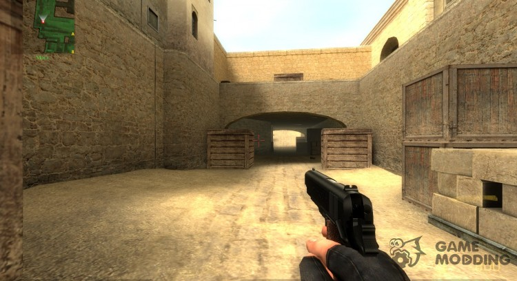 Colt 1911 for Counter-Strike Source