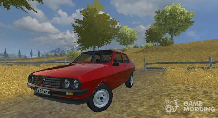 Dacia Sport 1410 для Farming Simulator 2013