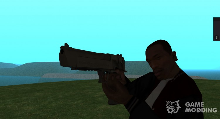 Desert Eagle from CS:Global Offensive для GTA San Andreas