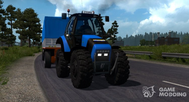 New Holland Agriculture for Euro Truck Simulator 2
